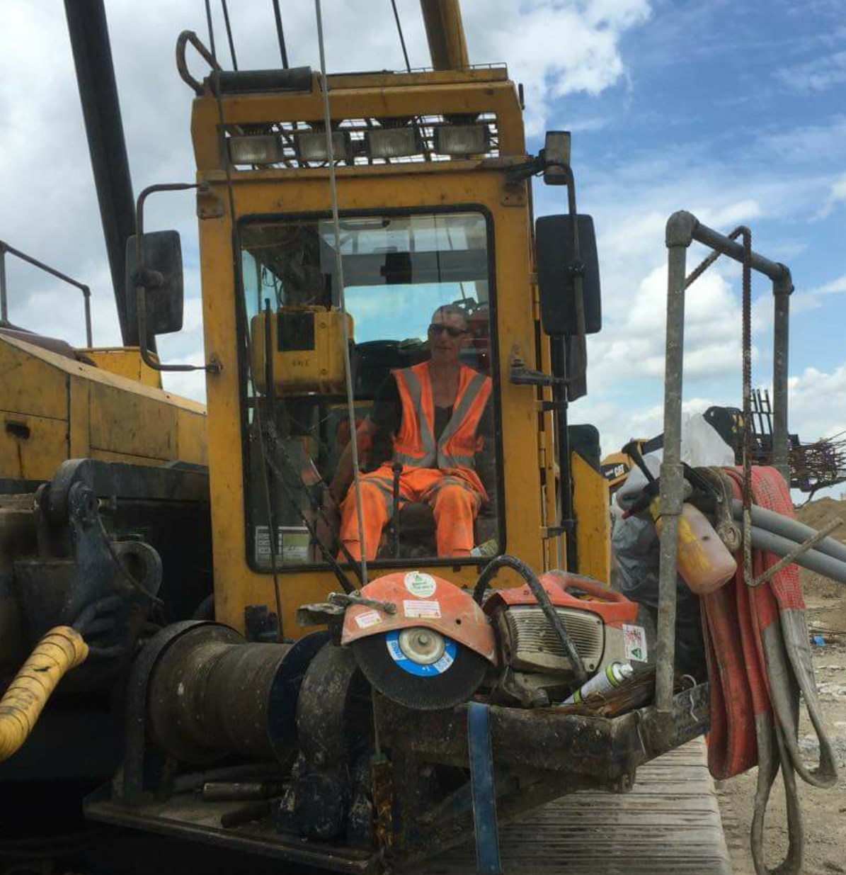 Gallery - Piling Personnel Ltd